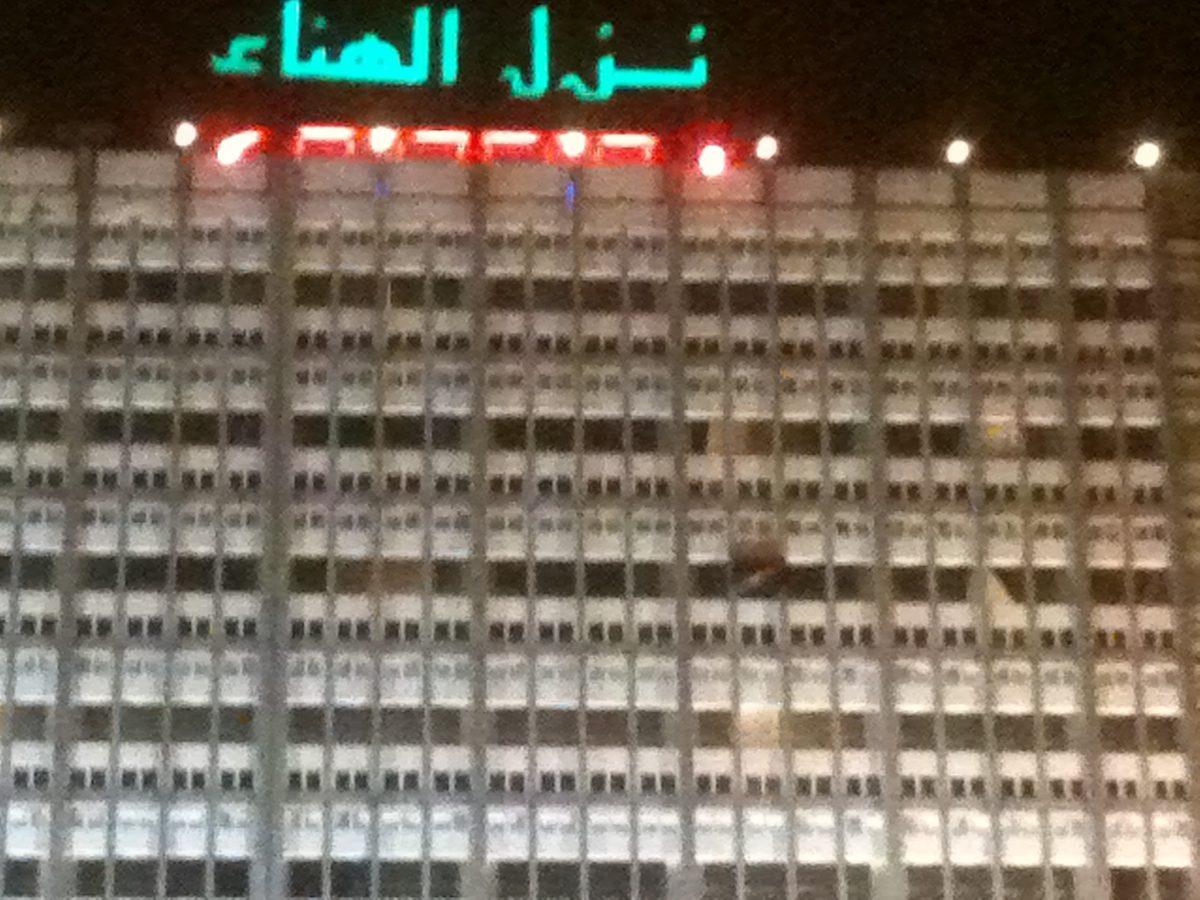 Geen boot naar Tripoli, wel de boemel naar Sidi Bou Saïd