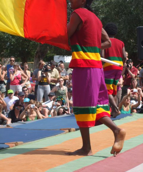 Oxfam Novib donations to Circus Ethiopia